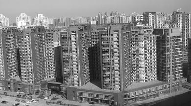 Hochhaussiedlungen